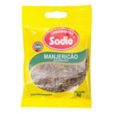Condimentos Sadio Manjericão 8g