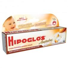 Creme Cosmético Infantil Hipoglós Amêndoas 40g