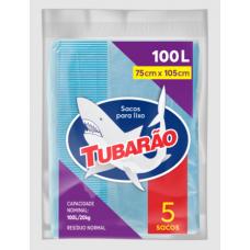 Saco Para Lixo Tubarão 100L